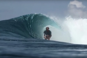 Bryce Young di papan asimetris Ryan Burch