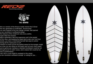 Redz Surfboards