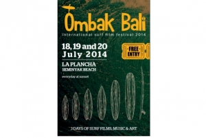 Ombak Bali International Surf Film Fest kembali digelar