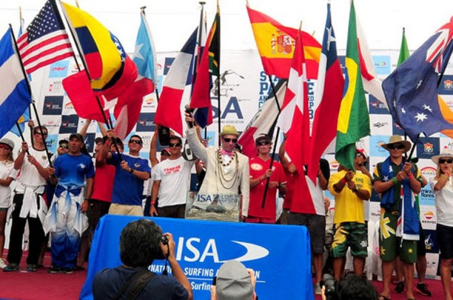 ISA World StandUp Paddle & Paddleboard Champs
