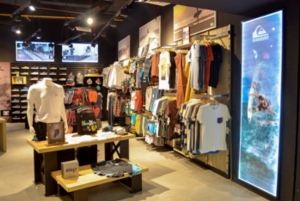 NEW QUIKSILVER STORE OPENS IN PALEMBANG ICON MALL