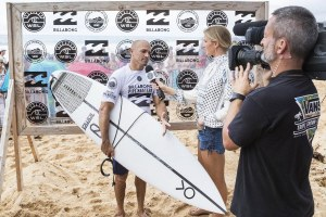 Kelly Slater, 11 times world champion