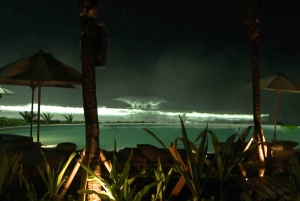 Bali Night Surfing