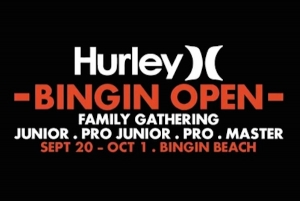 Highlight BINGIN OPEN & FAMILY GATHERING 2015 BY HURLEY
