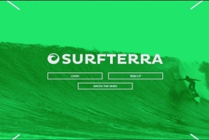 SURFTERRA: A SITE FOR SURF PHOTOGRAPHERS