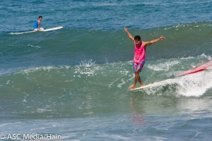 Hasil akhir kompetisi Single and Unattached Classic Single Fin