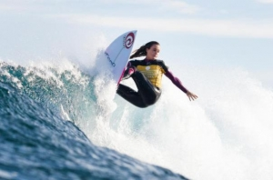 ALana Blanchard Renewed Partnership with Rip Curl