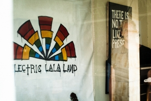 The Electric Lala Land Art Exhibition