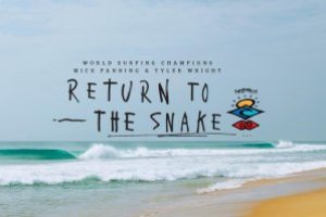 RETURN TO THE SNAKE