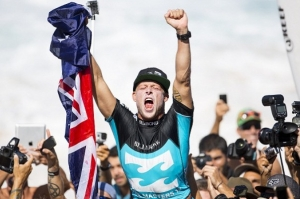 Mick Fanning adalah juara ASP World Tour 2013