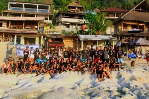 Bingin Boardriders Family Gathering Surf Competition I