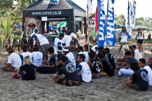 Padma Boys Surf competition