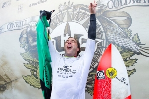 YEOMANS CLAIMS O'NEILL COLDWATER CLASSIC AND O'NEILL SPONSORSHIP
